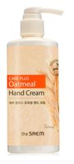 Крем для рук с экстрактом овса The Saem CARE PLUS Oatmeal Hand Cream
