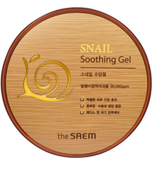 Универсальный гель с улиточным муцином The Saem Snail Soothing Gel