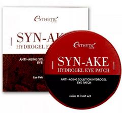 Омолаживающие гидрогелевые патчи со змеиным пептидом Esthetic House Syn-Ake Hydrogel Eye Patch