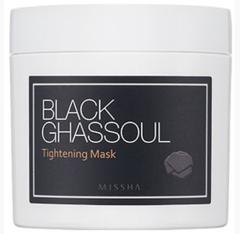 Маска для сужения пор MISSHA Black Ghassoul Tightening Mask