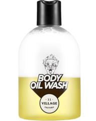 Двухфазный гель-масло для душа с арганой Village 11 Factory Relax-day Body Oil Wash