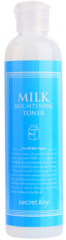 Secret Key Молочный тонер для сияния и питания Milk Brightening Toner