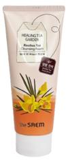 Пенка для умывания The Saem Healing Tea Garden Cleansing Foam Rooibos Tea
