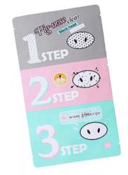Набор от черных точек Holika Holika Pig-nose Clear Black Head 3-step Kit