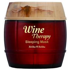 Ночная маска Holika Holika Wine Therapy Sleeping Mask