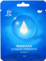 Тканевые патчи для глаз Molecula Ultimate Hydrating Eye Patch