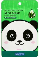 Маска тканевая с экстрактом алоэ Fashiony Aloe Mask Sheet