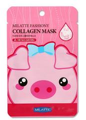 Тканевые маски для лица Milatte Fashiony Mask Sheet