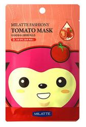 Тканевая маска для лица MILATTE TOMATO MASK SHEET