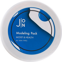 Увлажняющая альгинатная маска Moist & Health Modeling Cup