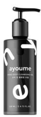 Гидрофильное масло с древесным углем AYOUME Pore Deep Cleansing Oil