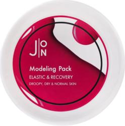 Альгинатная маска для эластичности и восстановления Modeling Pack Elastic & Recovery Cup