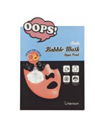 Пузырьковая маска для лица Berrisom Oops Soda Bubble Mask Aqua Fruit