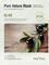 Тканевая маска с маслом оливы Pure Nature Mask Pack Olive
