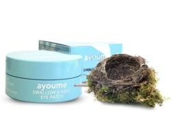 Патчи для глаз с ласточкиным гнездом AYOUME Swallow's Nest Eye Patch