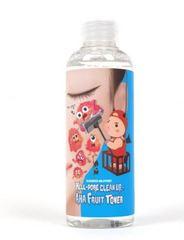 Тоник-пилинг с фруктовыми кислотами Elizavecca Hell-Pore Clean Up Aha Fruit Toner