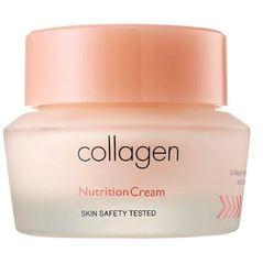 Крем для лица с коллагеном и гиалуроновой кислотой It`s Skin Collagen Nutrition Cream