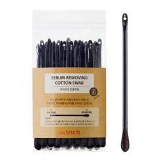 Палочки для очистки пор The Saem Sebum-Removing Cotton Swab