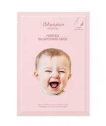 Тканевая маска JMsolution MAMA Pureness Brightening Mask