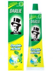 Отбеливающая зубная паста двойного действия Darlie Double Action