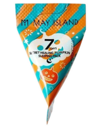 Ночная маска с тыквой May Island 7 Days Secret Healing Pumpkin Sleeping Pack
