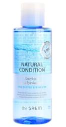 Средство двухфазное для снятия макияжа с термальной водой Natural Condition Sparkling Lip & Eye Remover