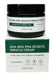 Восстанавливающий крем для проблемной кожи SOME BY MI AHA-BHA-PHA 30 Days Miracle Cream