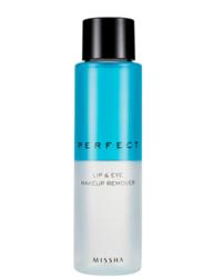 Двухфазное средство для снятия макияжа MISSHA Perfect Lip and Eye Make-Up Remover