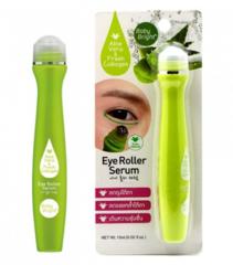 Сыворотка для кожи вокруг глаз с экстрактом алоэ и коллагеном Baby Bright Aloe Vera and Fresh Collagen Eye Roller Serum