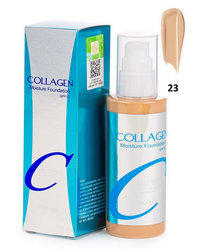 Тональная основа Enough Collagen Moisture Foundation SPF15 23 тон (темный беж)