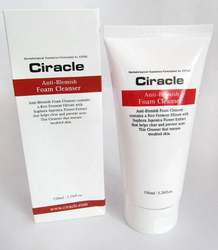 Пенка для умывания для жирной кожи anti-blemish Foam Cleanser Ciracle
