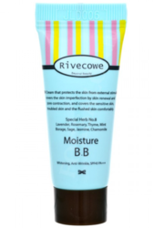 Увлажняющий BB крем для лица RIVECOWE Beyond Beauty Moisture SPF43 РА+++ 5 ml