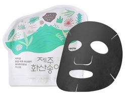Маска для лица тканевая для сужения пор Blackhead JEJU Volcanic Pore-Tightening Mask Ciracle