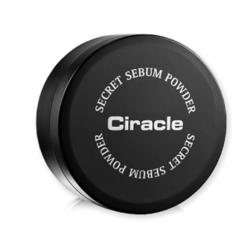 Пудра рассыпчатая для жирной кожи CIRACLE Secret Sebum Powder