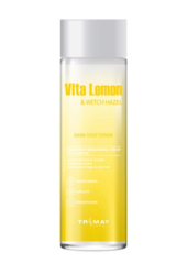 Тонер с лимоном и гамамелисом TRIMAY Vita Lemon Witch Hazel Dark Stop Toner