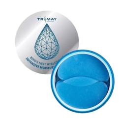 Увлажняющие гидрогелевые патчи TRIMAY Bird's Nest Hyaluronic Intensive Moisture Eye Patch