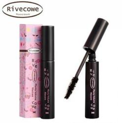 Тушь для ресниц черная объем и подкручивание  RIVECOWE Beyond Beauty Plenty Volume Mascara