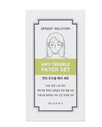Патч от угрей MISSHA Speedy Solution Anti Trouble Patch