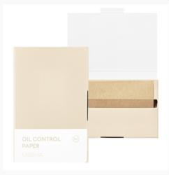 Матирующие салфетки для лица MISSHA Oil Control Paper