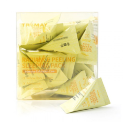 Ночная маска-пилинг с ниацинамидом TRIMAY Radiance Peeling Sleeping Pack