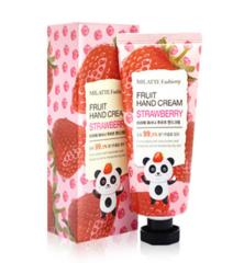 Крем для рук MILATTE Fashiony Fruit Hand Cream Strawberry