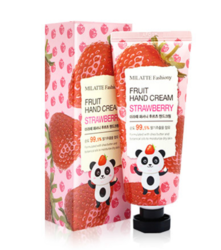 Крем для рук MILATTE Fashiony Fruit Hand Cream Strawberry