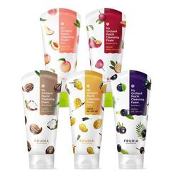 Пенка для умывания Frudia My Orchard Mochi Cleansing Foam