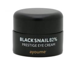 Крем для области вокруг глаз Ayoume Black Snail Prestige eye cream