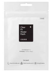 Патчи-наклейки от прыщей COSRX Clear Fit Master Patch